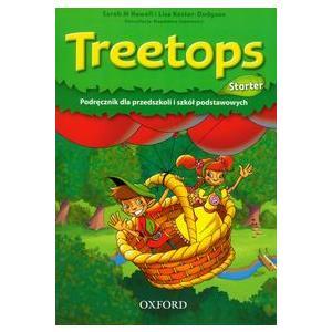 Treetops Starter. Podręcznik