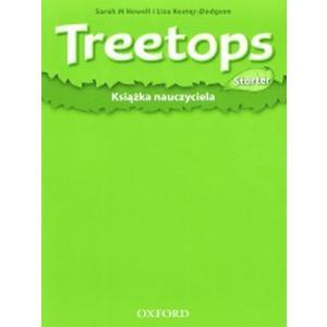 Treetops Starter. Przedszkole i szkoła podstawowa. Książka nauczyciela