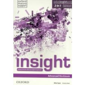 Insight Advanced. Ćwiczenia + Online Practice