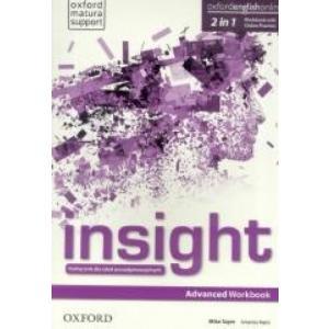 Insight Advanced. Ćwiczenia + Online Practice