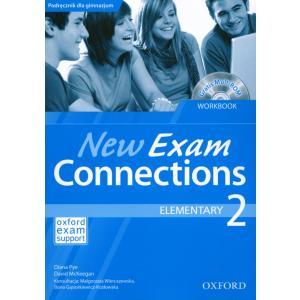 New Exam Connections 2   Elementary. Ćwiczenia + Multi-ROM