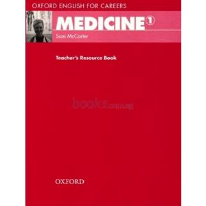 Oxford English for Careers: Medicine 1 TRB