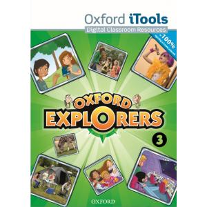 Oxford Explorer 3 iTools 2016