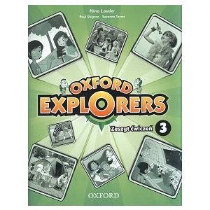 Oxford Explorers 3. Ćwiczenia