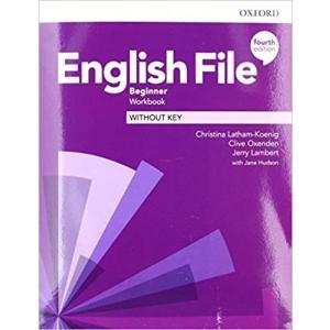 English File 4th Edition Beginner. Ćwiczenia bez Klucza