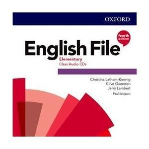 English File 4th Edition Elementary. CD do Podręcznika
