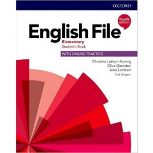 English File 4th Edition Elementary. Podręcznik + Online Practice