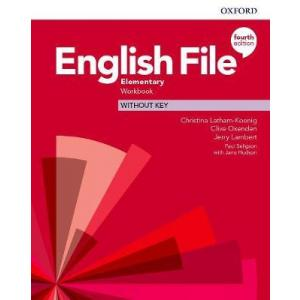 English File 4th Edition Elementary. Ćwiczenia bez Klucza