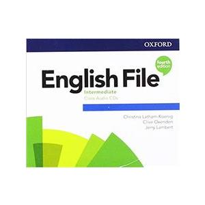English File 4th Edition Intermediate. CD do Podręcznika