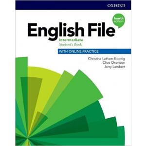 English File. 4th edition. Intermediate. Student's Book + Online Practice