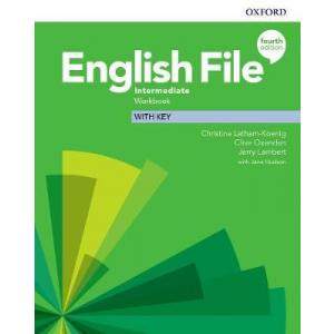 English File 4th Edition Intermediate. Ćwiczenia z Kluczem