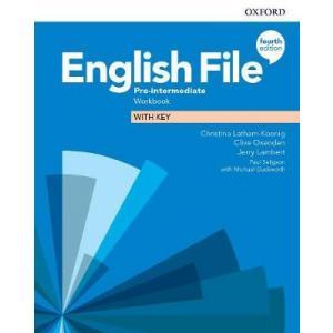 English File 4th Edition Pre-Intermediate. Ćwiczenia z Kluczem