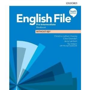 English File 4th Edition Pre-Intermediate. Ćwiczenia bez Klucza