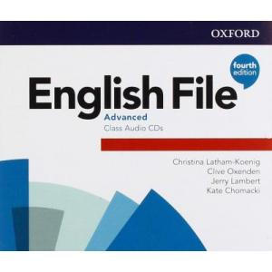 English File. 4th edition. Advanced. Class CD