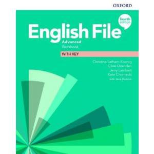 English File. 4th edition. Advanced. Workbook with key