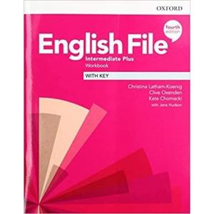 English File. 4th edition. Intermediate Plus. Workbook with key