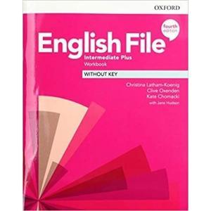 English File 4th edition. Intermediate Plus. Workbook without key