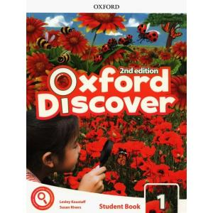 Oxford Discover 1. 2nd edition. Student Book