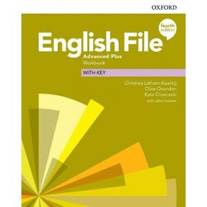 English File. 4th edition. Advanced Plus. Workbook with key