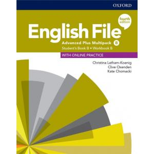 English File. 4th edition. Advanced Plus. Multipack B. Student's Book + Workbook + Online Practice