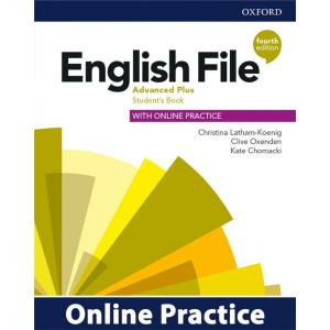 English File. 4th edition. Advanced Plus. Student's Book + Online Practice