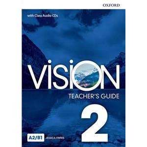 Vision 2. Teacher's Guide + CD