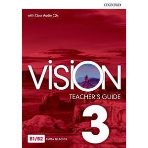 Vision 3. Teacher's Guide + CD