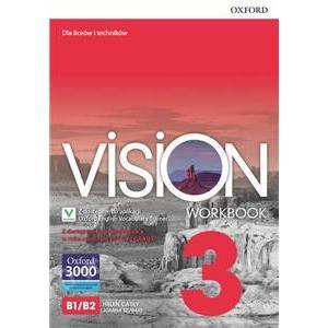 Vision 3. Workbook + kod online. Wyd.2019