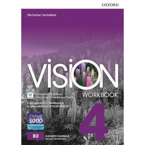 Vision 4. Workbook + kod online