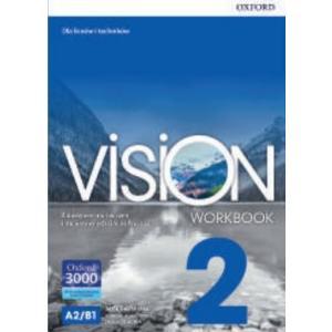 Vision 2. Workbook + kod online. Wyd.2020