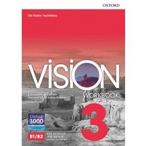 Vision 3. Workbook + kod online. Wyd.2020