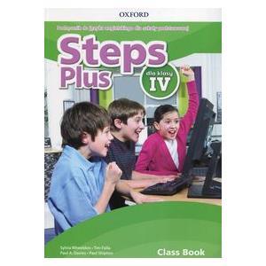 Steps Plus. Szkoła podstawowa klasa 4. Podręcznik + nagrania audio
