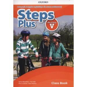 Steps Plus. Szkoła podstawowa klasa 5. Podręcznik + nagrania audio