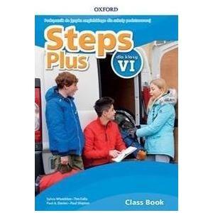 Steps Plus. Podręcznik Wieloletni + CD. Klasa 6