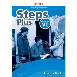 Steps Plus. Materiał Ćwiczeniowy + Kod Online Practice Book. Klasa 6
