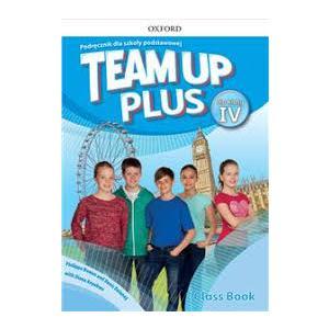 Team Up Plus 1. Podręcznik Wieloletni + CD