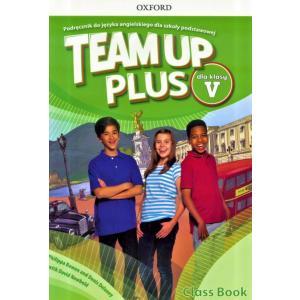 Team Up Plus 2. Podręcznik Wieloletni + CD