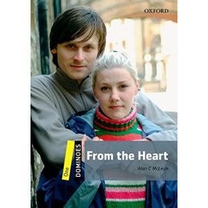 Dominoes New 1 From the Heart PK(CD-M)
