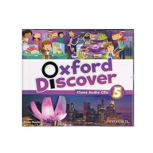 Oxford Discover 5 Cl. CD (4)