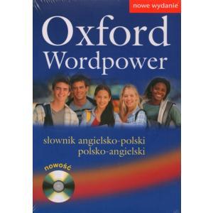 Oxford Wordpower Dictionary Third Edition. Słownik Angielsko-Polski, Polsko-Angielski