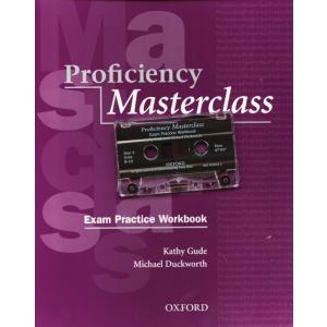 Proficiency Masterclass CPE Ćwiczenia + Cassette Pack without Key