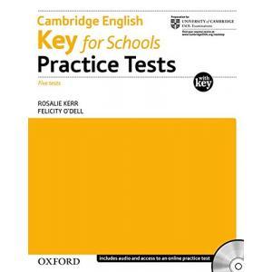 Key for Schools Practice Tests. Podręcznik z Kluczem + CD