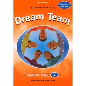 Dream Team 2 Podręcznik