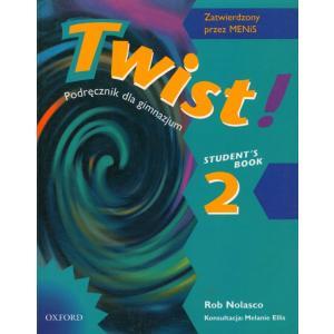 Twist! 2 Podręcznik PL