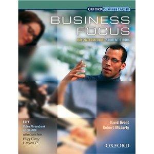 Business Focus Pre-Intermediate. Podręcznik +  CD