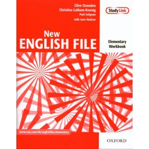 English File NEW Elementary WB +CD with key