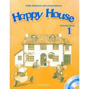 Happy House 1 Ab + CD