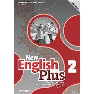 New English Plus 2. Materiały Ćwiczeniowe (Wersja Podstawowa) (Do Wersji Wieloletniej)