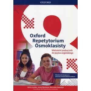 Oxford Repetytorium Ósmoklasisty (wieloletni podręcznik do j. angielskiego)