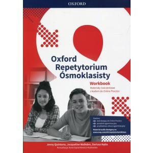Oxford Repetytorium Ósmoklasisty. Workbook + Online Practice